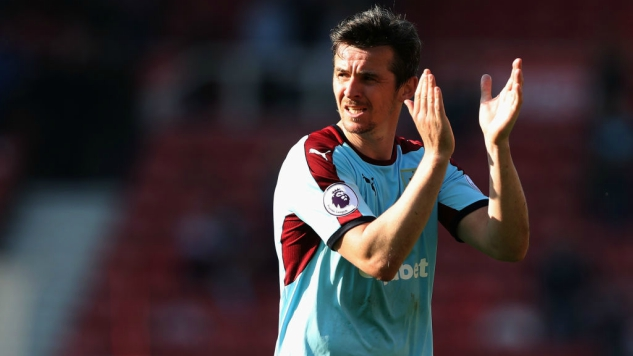 Joey Barton Has Been Banned From Football For 18 Months Over Gambling Charges