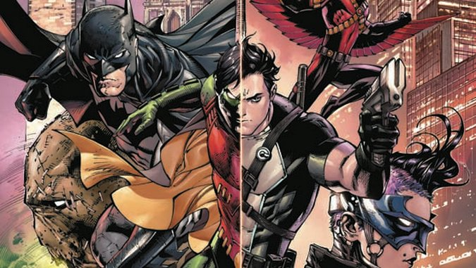 <i>Batman and Robin Eternal</i> #1 Review