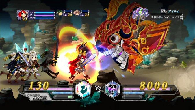 <em>Battle Princess of Arcadias</em> Review (PlayStation 3)