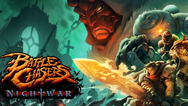 Comic Book Turned Videogame <i>Battle Chasers: Nightwar</i> Arrives on the Switch