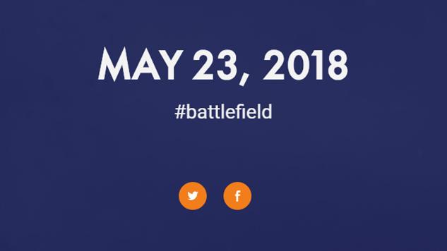 <i>Battlefield V</i> Reveal Date Uncovered Through <i>Battlefield 1</i> Easter Egg