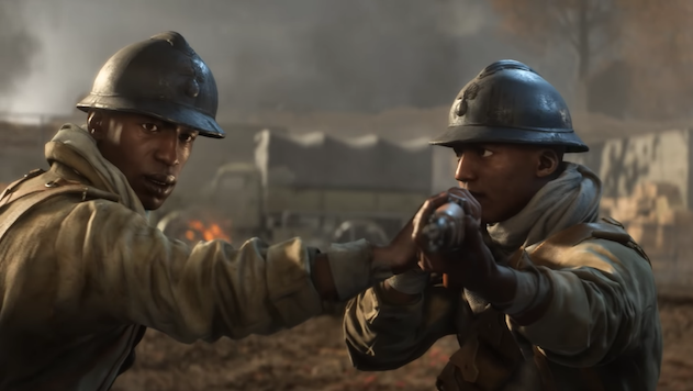 See the New <i>Battlefield V</i> Single-Player Story Trailer