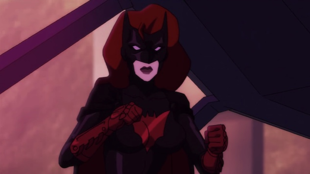 The CW Developing Series Centered on <i>Batwoman</i>, the Lesbian Hero Gotham Needs