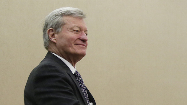 ACA Architect Max Baucus Now Backs Single-Payer Healthcare