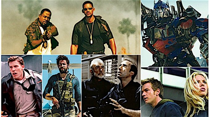 More or Less than Meets the Eye: Ranking Michael Bay Films from Worst to Best