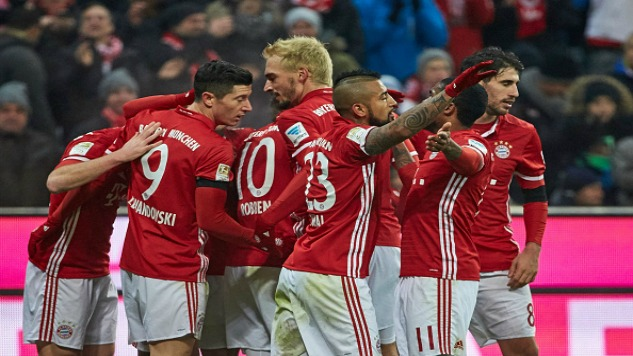 Best of the Bundesliga: 2016