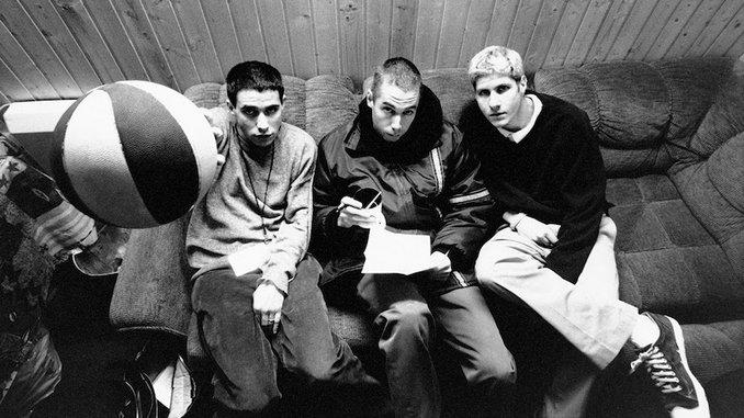 Beastie Boys Announce New Greatest Hits Album <i>Beastie Boys Music</i>