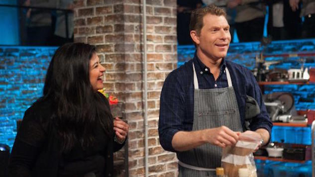 The Gleefully Unserious, Almost-Olympic Spectacle of Food Network&#8217;s <i>Beat Bobby Flay</i>