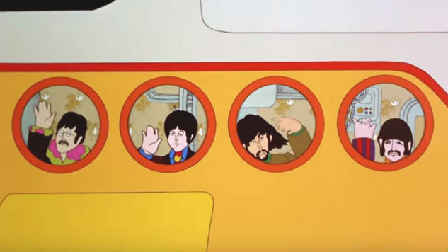 <i>Yellow Submarine</i> Resurfaces as Graphic Novel