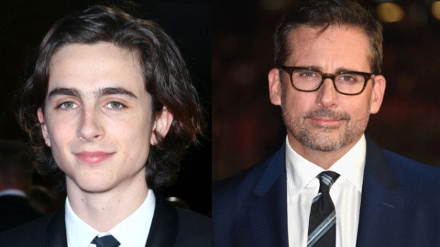 Timothée Chalamet and Steve Carrell Drama <i>Beautiful Boy</i> Gets Perfect Awards Season Release Date