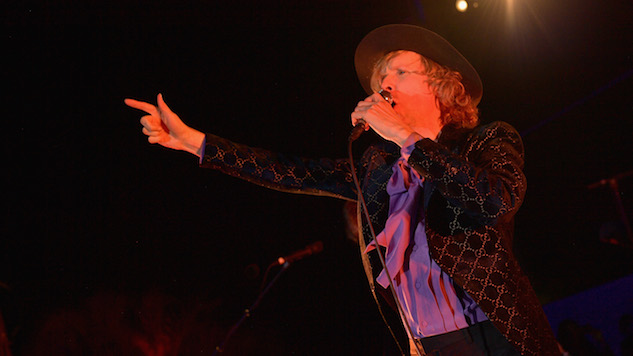 Watch Beck Perform with Father John Misty, Este Haim at L.A. Benefit Show
