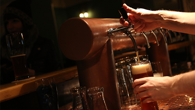 Great, Now the Government Shutdown Is Ruining Craft Beer
