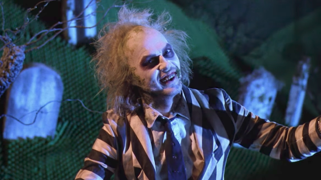 <i>Beetlejuice 2</i> Lives on With a New Writer