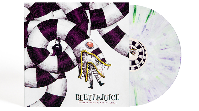 Giveaway: Win the <i>Beetlejuice</i> Soundtrack on Vinyl!