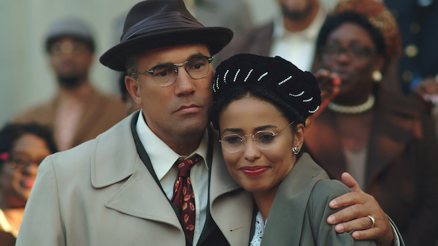 TV One's Rosa Parks Biopic <i>Behind the Movement</i> Finds New Depth in a Familiar Figure