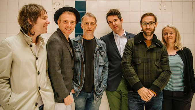Belle and Sebastian Share New Collaborative Project <i>Protecting The Hive</i>