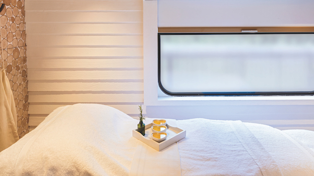 Holistic Travel: Pop-Up Spas