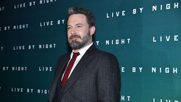 Ben Affleck May Be Hanging Up His Batsuit Sooner Than Expected