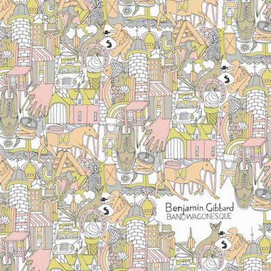 Ben Gibbard: <i>Bandwagonesque</i> Review