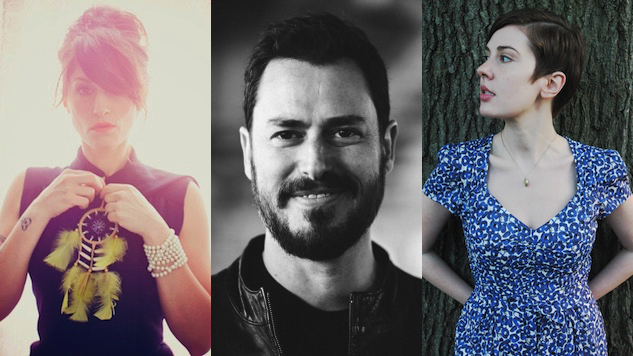 Exclusive: Listen to the Latest Episode of Ben Arthur's <i>SongWriter</i>, with Patricia Lockwood and Sasha Dobson