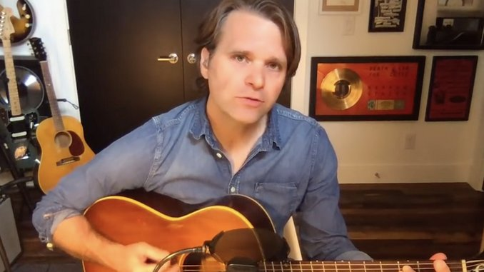 """Ben Gibbard Dedicates """"Such Great Heights"""" to the U.S. Postal Service"""