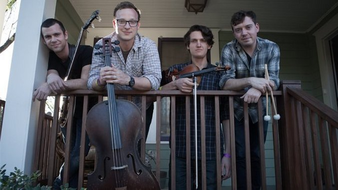 "Daily Dose: Ben Sollee, ""Pieces of You"" (Premiere)"