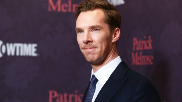 "Benedict Cumberbatch Will Star in the British ""Political Thriller,"" <i>Brexit</i>"