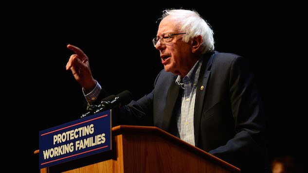 The Tactics We Need: Bernie Sanders Is Forcing a $15 Minimum Wage Vote