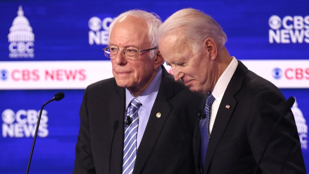 Biden's Super Tuesday Victory Proves That the Democratic Party Is Actually Two Parties