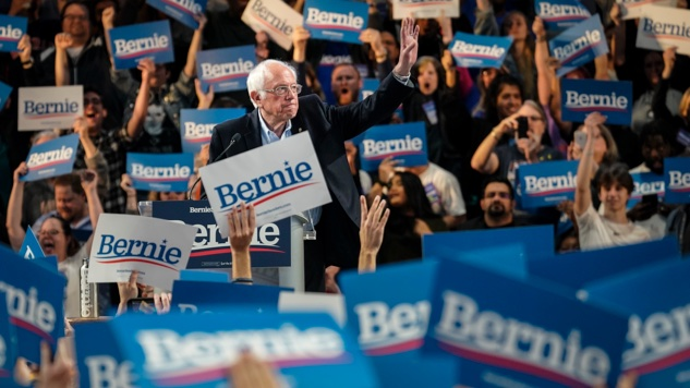 The Data Shows Bernie Sanders Is the Most Electable Candidate Against Trump