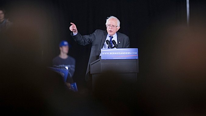 No, It isn't Free Stuff: Supporting Bernie Sanders is About Understanding Harsh Realities