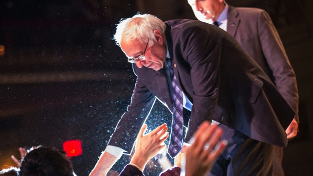 Bernie Sanders raises $18.2 million in presidential campaign's first quarter