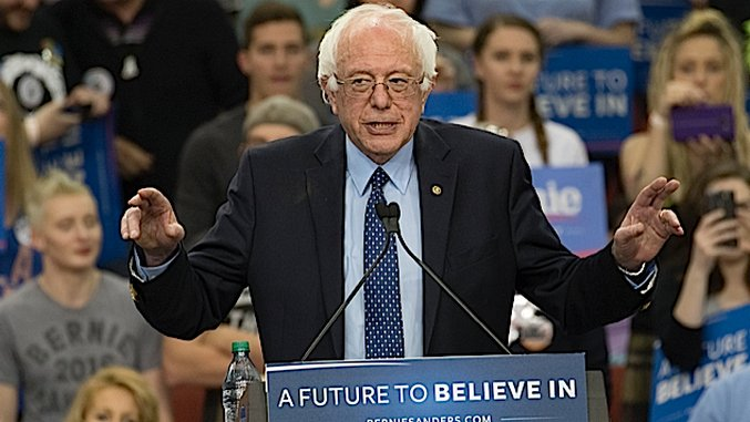Bernie Sanders Is Learning That America's Ruling Class Cannot Be Placated