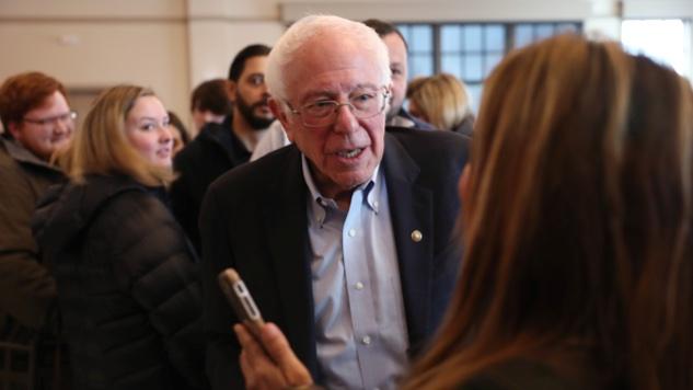 Bernie Sanders Is Winning the Donor Race...By a Lot