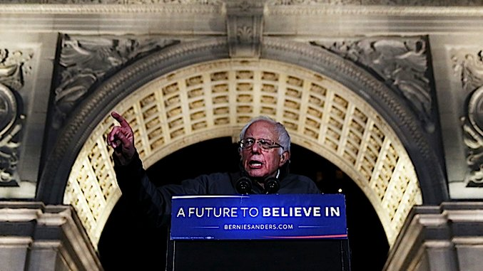 Don't Believe the Corporate Media: Bernie May Lose, but This is Only the Start of the Progressive Revolution