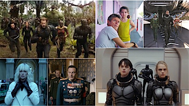 The Best Movie Trailers of 2017