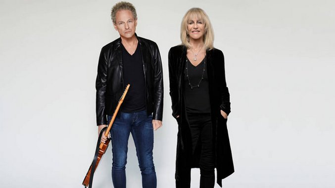 2 albums released by fleetwood mac