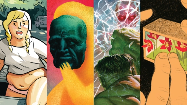 The 25 Best Comic Books of 2018