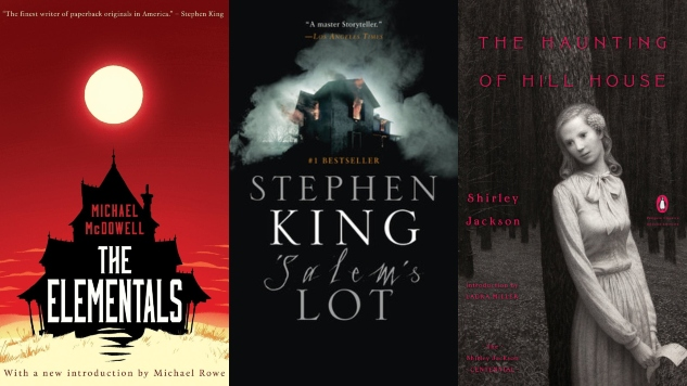 The 50 Best Horror Novels Of All Time Books Lists Horror