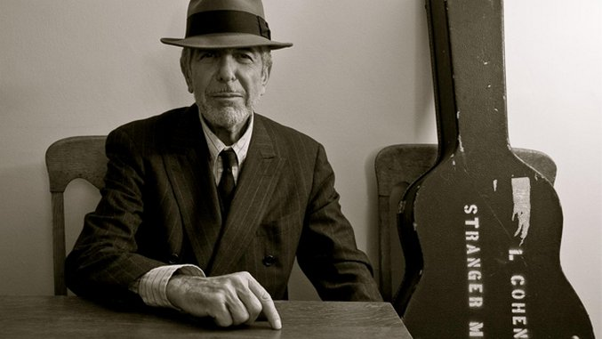 The 20 Best Leonard Cohen Songs