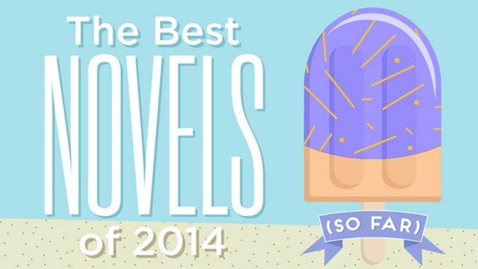 The Best Novels of 2014 (So Far)