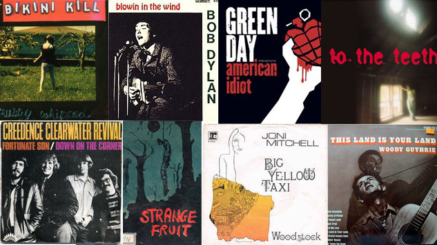 The 50 Best Protest Songs of All Time