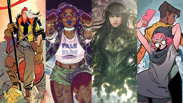 The 15 Best Sci-Fi & Fantasy Comics of 2018