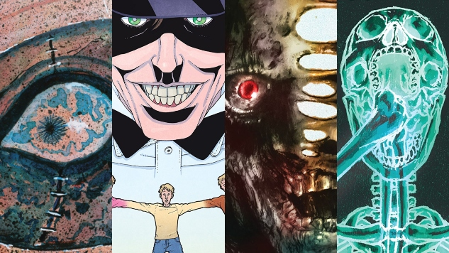 The 15 Best Horror Comics of 2018