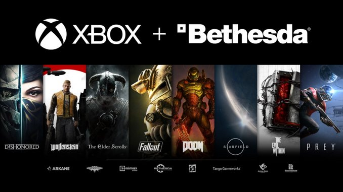 Microsoft to Buy Bethesda Softworks Parent Company in $7.5 Billion Deal