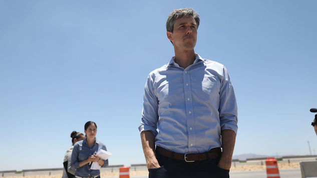 Beto O'Rourke vs. Ted Cruz