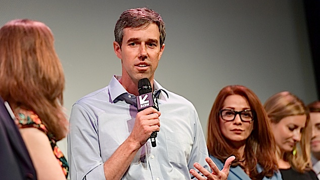 Beto O'Rourke Is the Candidate For Vapid Morons