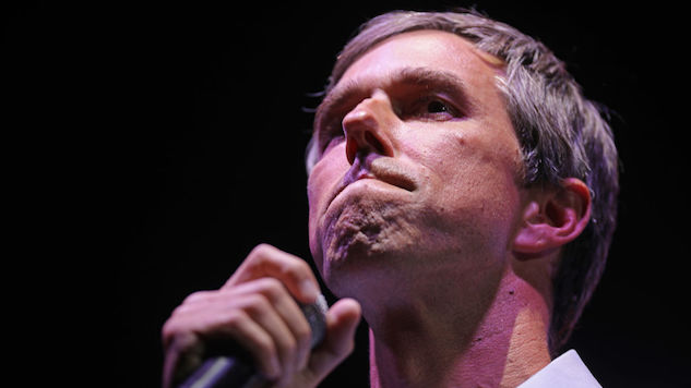Pretend Progressive Beto O'Rourke No Longer Among Group Pledging to Reject Major Fossil Fuel Donations