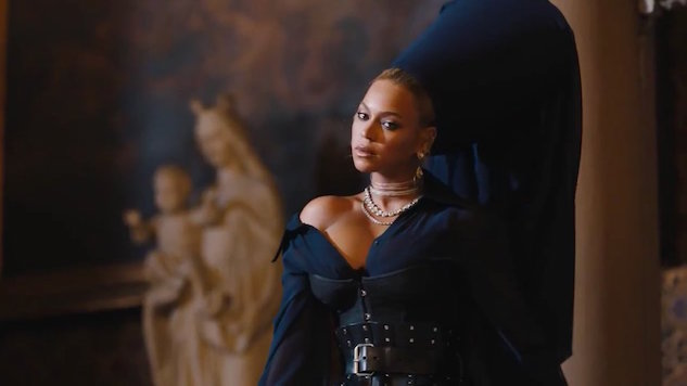 "Jay-Z and Beyoncé Tease Dramatic ""Family Feud"" Video"