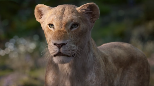 You Can Finally Hear Beyoncé's Voice in New <i>Lion King</i> Trailer
